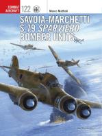 Savoia-Marchetti S.79 Sparviero Bomber Units