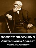 Aristophane's Apology