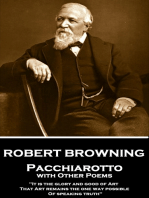 Pacchiarotto with Other Poems
