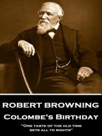 Colombe's Birthday