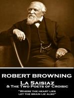 La Saisiaz & The Two Poets of Croisic