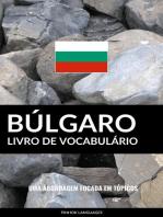 Livro de Vocabulário Búlgaro