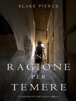 Una Ragione per Temere (Un Mistero di Avery Black—Libro 4)