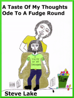 A Taste Of My Thoughts Ode To A Fudge Round