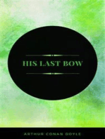 His Last Bow ( sherlock holmes )