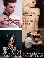 Feminization, FinDom and FemDom Bundle