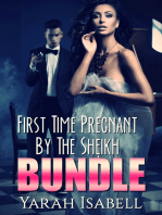 First Time Pregnant By The Sheikh Bundle