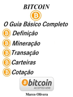 BITCOIN O GUIA BÁSICO COMPLETO