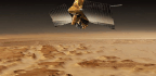 Erosion Is Revealing Surprising Amounts of Water Ice on Mars