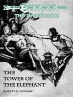 The Tower of the Elephant - Conan the barbarian
