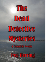 The Dead Detective Mysteries Boxed Set