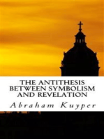 The Antithesis between Symbolism and Revelation