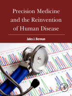 Precision Medicine and the Reinvention of Human Disease