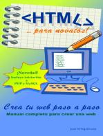 HTML para novatos