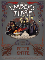 The Embers of Time - Book 2 in the Flames of Time trilogy