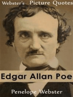 Webster's Edgar Allan Poe Picture Quotes