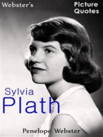 Webster's Sylvia Plath Picture Quotes