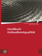 Handbuch Gottesdienstqualität