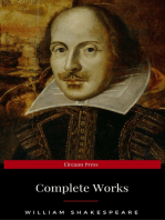 The Complete Works of William Shakespeare (37 plays, 160 sonnets and 5 Poetry Books With Active Table of Contents) (Golden Deer Classics)