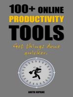 100+ Productivity Tools