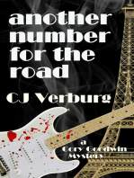 Another Number for the Road: A Cory Goodwin Mystery