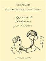 Appunti di Pediatria per Infermieristica seconda parte