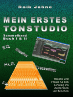 Mein erstes Tonstudio - Sammelband Buch I & II