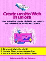Create un sito Web in un'ora