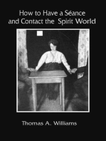 How to Have a Séance and Contact the Spirit World