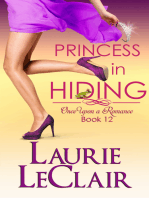 Princess In Hiding (Once Upon A Romance Series, Book 12)