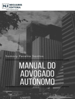 Manual do Advogado Autônomo