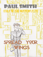 Spread Your Wings (Cult of the Butterfly 20)