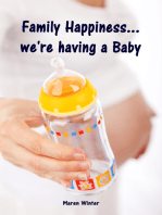 Family Happiness...we're having a Baby