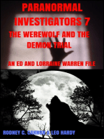 Paranormal Investigators 7 The Werewolf and the Demon Trial