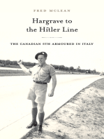 Hargrave to the Hitler Line: The Canadian 5th Armoured in Italy