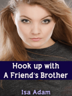 Hookup With a Friend's Brother