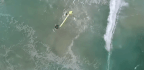 Drone Used To Save 2 Teens Caught In Dangerous Australian Waves