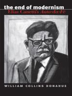 The End of Modernism: Elias Canetti's Auto-da-Fé