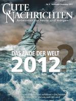 Gute Nachrichten November-Dezember 2011