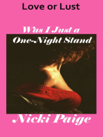 Love or Lost Was I Just a One-Night Stand