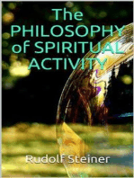 The Philosophy of Spiritual Activity