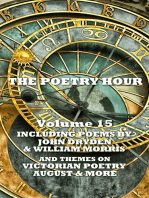 The Poetry Hour - Volume 15