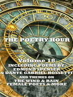 The Poetry Hour - Volume 18