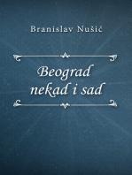 Beograd nekad i sad