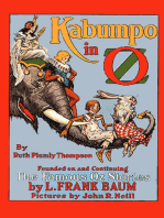 The Illustrated Kabumpo in Oz