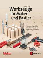 Werkzeuge für Maker und Bastler
