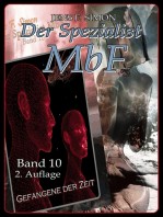 Gefangene der Zeit (Der Spezialist MbF 10)