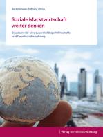 Soziale Marktwirtschaft weiter denken