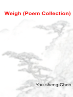 Weigh (Poem Collection)