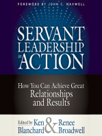 Servant Leadership in Action